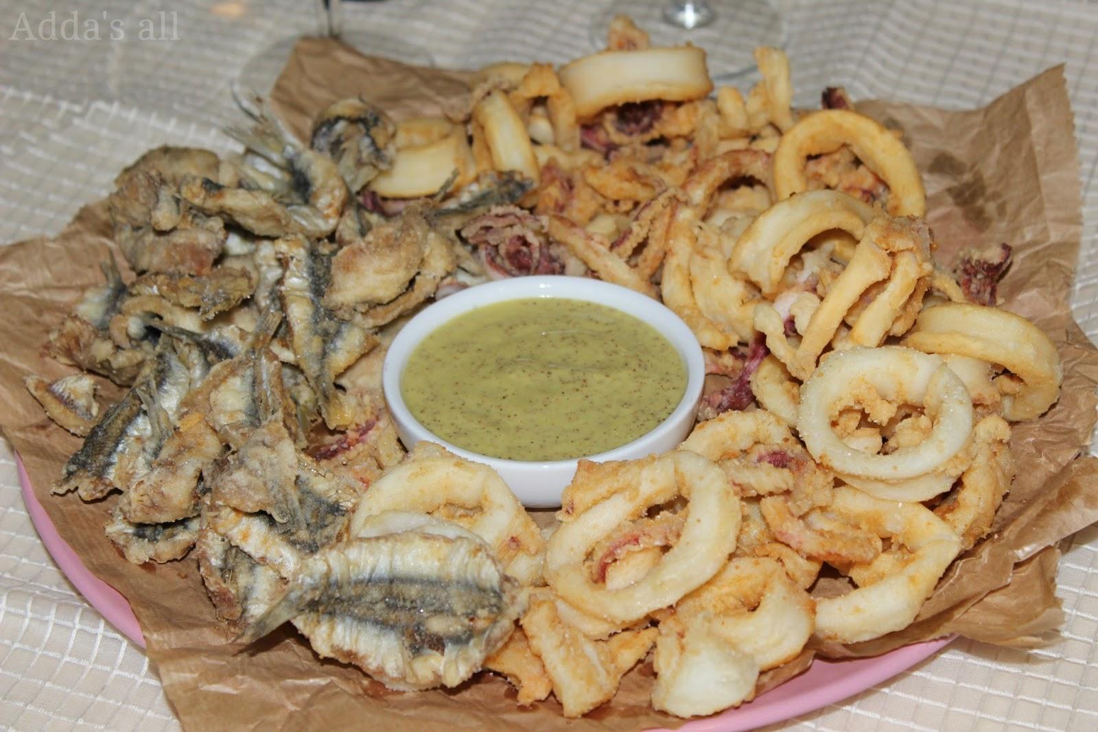 riccione vacanze fritto misto pesce