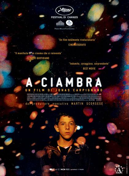 """Al Cinepalace di Riccione, per la rassegna Cinema D'Autore, il film """"A CIAMBRA"""""""