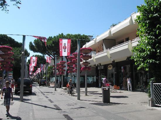 A Riccione restyling della pavimentazione in viale Dante, operai al lavoro da lunedì 6 novembre | altarimini.it