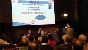 FIBS-Federazione Italiana Baseball Softball - Al via le operazioni al PalaRiccione per la Convention3
