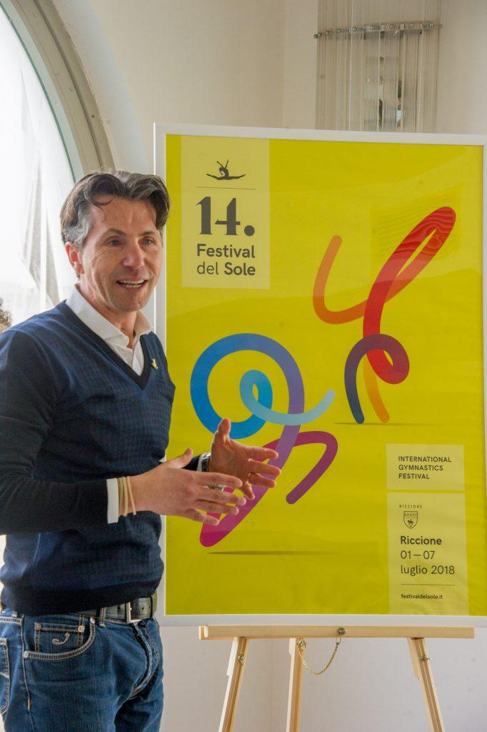 Riccione: presentato il Festival del Sole. 5.690 iscritti e oltre mille in lista d'attesa