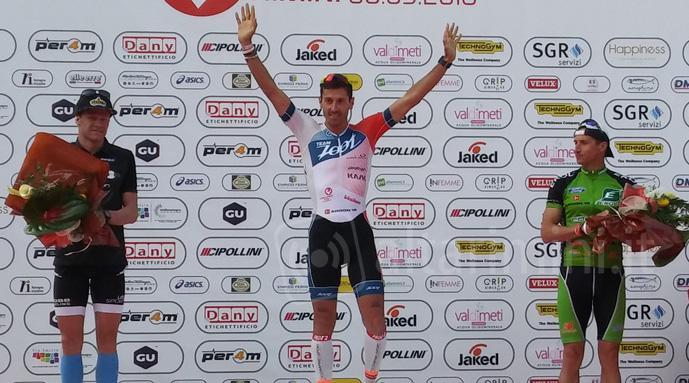 Pasquetta nella Perla Verde per provare il percorso Challenge Riccione 2018 con Giulio Molinari