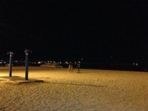 Riccione (Rn). Luce in spiaggia, scatta l'operazione sicurezza