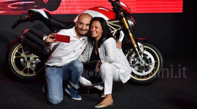 """Sindaco di Riccione alla presentazione del 'World Ducati Week':""""Ci aspetta un mese di eventi strepitosi"""""""