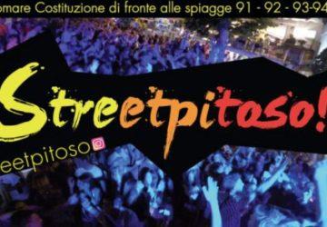 """Sul Lungomare di Riccione sei serate """"streetpitose"""""""