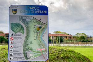 Riccione: aperto il Parco degli Olivetani