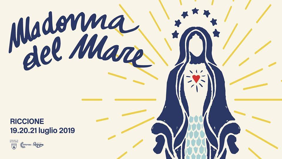 Riccione Festa della Madonna del Mare
