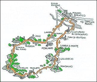 mappa Valconca