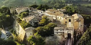 Borghi Di Romagna: In Valconca MONTEGRIDOLFO