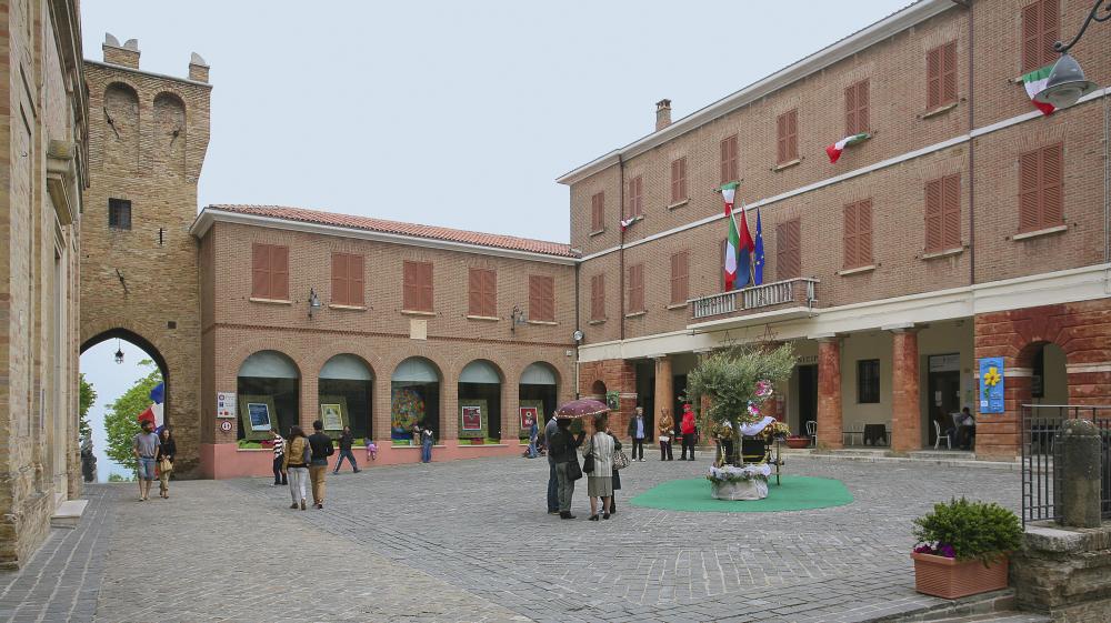 Borghi di Romagna: saludecio