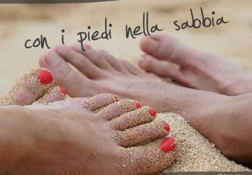 Riccione:E poi ci troveremo con i piedi nella sabbia.....