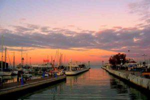 Il porto diventa una grande piazza nell'ambito del progetto Riccione square