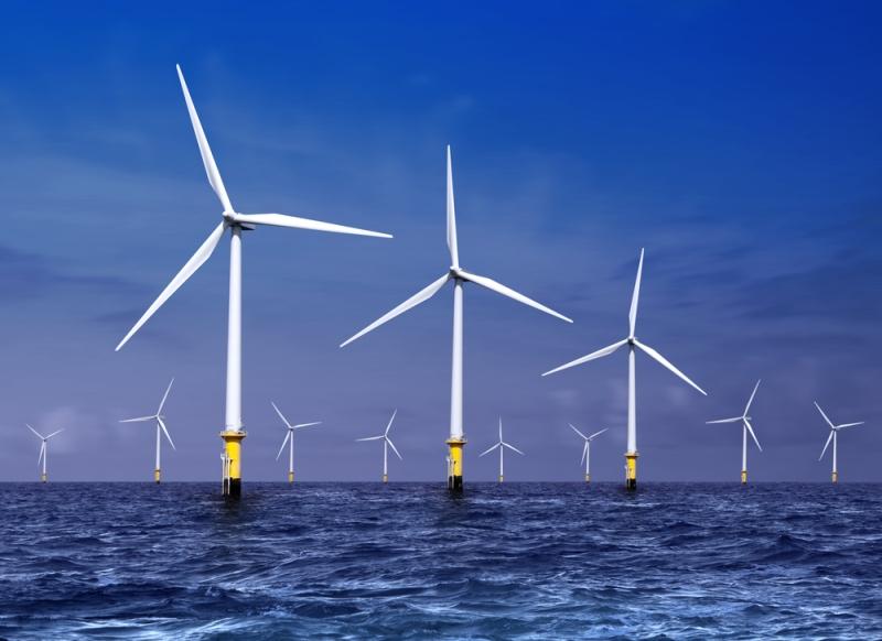 Riccione Impianto eolico in mare