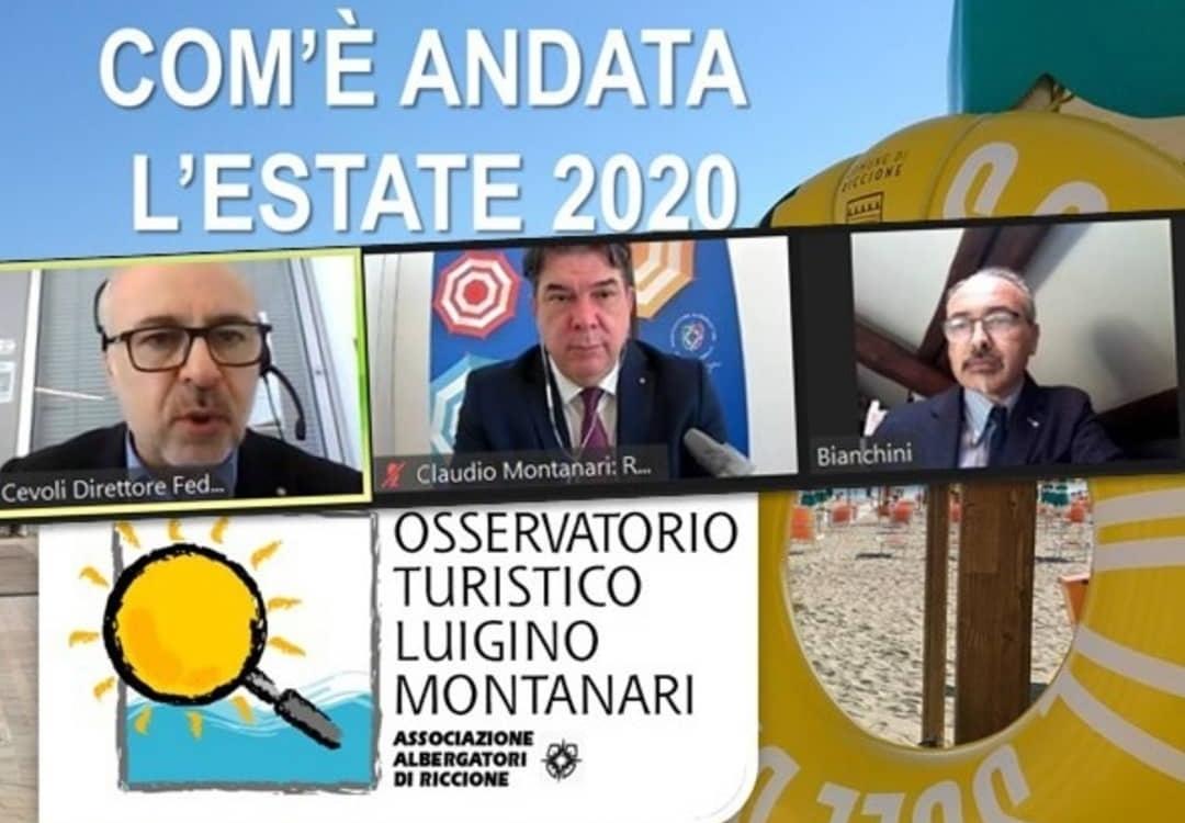 OSSERVATORIO TURISTICO ESTATE 2020: Video, dati e rassegna stampa. - Federalberghi Riccione
