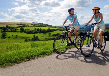 Cicloturisti, nuova pista mare-colline