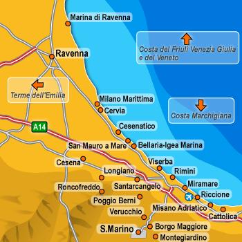 riviera di Romagna 2