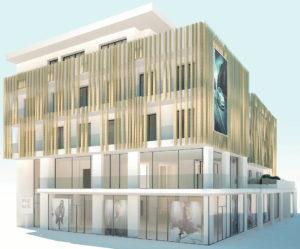 A Riccione il lusso contemporaneo del We.Me Suite Hotel