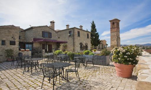 Romagna: Borghi in Valconca.. Montescudo Montecolombo